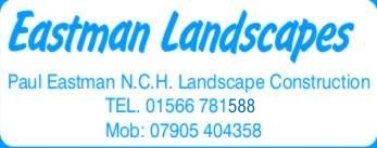Eastman Landscapes Tel. 01566 781365 Mob.07905 404358